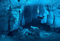 World's longest underwater 'crystal' cave