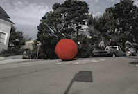 Big Red Ball</