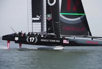 Team Oracle Sailing