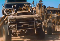 Making the Mad Max Vehicles