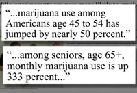 Are Your Parents Smoking More Weed Than You?