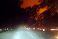 Driving Through Fire