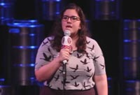 Samantha Ruddy Standup Comedy