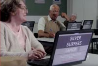 Silver Surfers Class