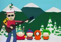 South Park - History of