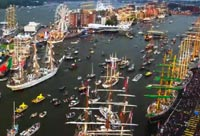 Sail 2015 Port of Amsterdam